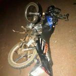 Motociclista  sufrió lesiones de gravedad en un siniestro vial en la ruta 5