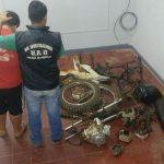 Robo de motocicleta: una minuciosa investigación terminó con dos detenidos en Oberá