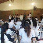 Prevención de violencia: la Policía comunitaria de Oberá realizó una jornada taller con vecinos de  Guaraní