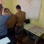 En un amplio despliegue policial detienen a dos jóvenes por el robo de 40 mil pesos en Oberá