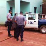 Un hombre acusado de atacar a su concubina con un cuchillo fue detenido en Oberá