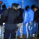La Policía detuvo a un  grupo de jóvenes por causar disturbios en inmediaciones de una escuela en Oberá