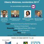 Hoy se realizará el Seminario Intensivo de Periodismo Digital en Oberá, organizado por FOPEA