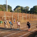 Cierre del Mini Atletismo Municipal