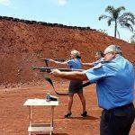 El S.P.P. inauguró polígono de tiro con escopeta en la U.P. II de Oberá e hizo entrega de certificados