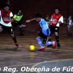 Los Pibes del 8 y HFC son los finalistas del Futsal FIFA