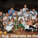 HFC es el nuevo campeón del Futsal FIFA