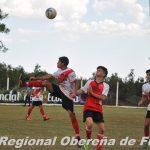 FINAL TORNEO CLAUSURA (Cuarta División) River y Olimpia/San Antonio no se sacaron diferencias en la Ida