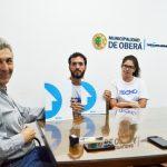 Convenio Marco de Cooperación entre la Municipalidad de Oberá y Techo