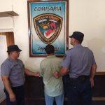Cayó un presunto abusador con pedido de captura, fue detenido en Panambí