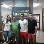 Jugadores locales de Korfball integran la Selección Argentina