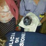 Un varón nació gracias a la asistencia de tres policías parteros