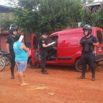 La Policía recuperó en Oberá un automóvil robado en La Plata