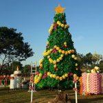 Finalmente, los vecinos de Villa Bárbaro levantaron su árbol