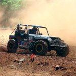 Tito Cassini se consagró campeón en el Jeep Cross Misionero