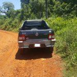 La policía recuperó un vehículo que fue robado en Campo Viera