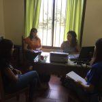 Reunión interinstitucional con Aldeas SOS