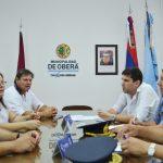 Reunión mesa multisectorial de seguridad vial