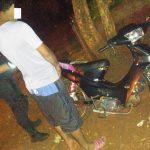 La Policía recuperó una motocicleta adulterada e investiga su procedencia