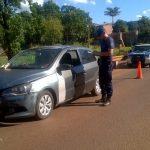 La policía recuperó un vehículo con pedido de secuestro y demoró a un hombre