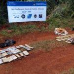 Gendarmería secuestró más de 33Kg de marihuana en Campo Grande