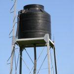 Plan tanque de agua