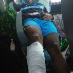 El OTC lamenta la lesión de Chris