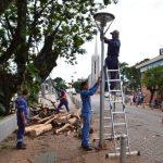 Mantenimiento de espacios públicos