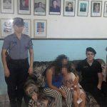 Mediante un intenso operativo de búsqueda la Policía encontró a una niña que se fue de su casa en Oberá