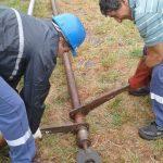 Se reemplazará la bomba de agua en San Miguel