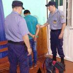 Sorprendieron a un joven robando en una escuela y fue detenido