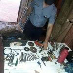 Investigación: detienen a un sereno y recuperan elementos robados en Guaraní