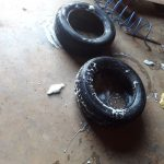 Secuestran neumáticos ingresados ilegalmente desde Paraguay