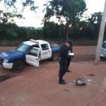 La policía detuvo a un joven e investiga la procedencia de varios elementos secuestrados