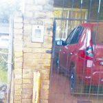 Vecino instaló una canilla pública en barrio Esperanza