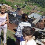 La Policía investiga el incendio de una vivienda en Oberá