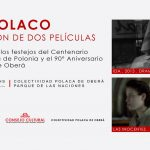 Continúa el calendario cultural en la Colectividad Polaca con Cine Polaco