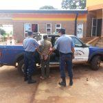 Un ex convicto intentó abusar de una mujer en Los helechos y fue detenido