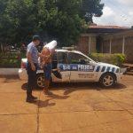 La Policía detuvo a un hombre acusado de agredir y amenazar a su pareja embarazada