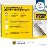 Plan de regularización de obras