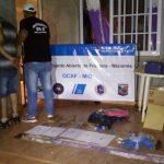 Nuevo golpe de la Policía de Misiones a la venta minorista de droga en Oberá