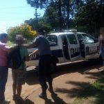 Sujeto armado con un cuchillo habría manoseado a una mujer y fue detenido por la Policía