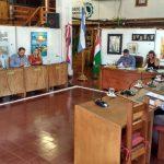 Se realizó la 3° Sesión Ordinaria del Concejo Deliberante
