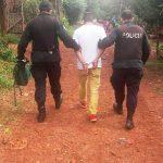 Un sujeto que ofrecía objetos robados fue detenido por la división Motorizada en Oberá