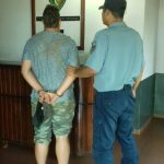 """Detienen a """"Chelo"""", acusado de causar daños en un local comercial de Ameghino"""