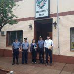 Comunicado policial respecto a supuesto exceso en procedimiento