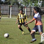 Fútbol Femenino -3a fecha- Las Decanas siguen invictas y Las Águilas ahora son escoltas
