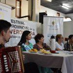 Presentación de la 25º edición del Festival Provincial de la Verdulera