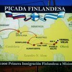 Los Nórdicos recorrerán la Picada Finlandesa
