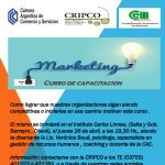 "Curso sobre ""Fundamentos de Marketing"" en la CRIPCO"